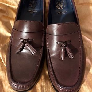 Cole Haan Dark Brown Loafers Size 10